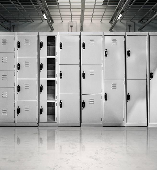 Lockers Metálicos 1600