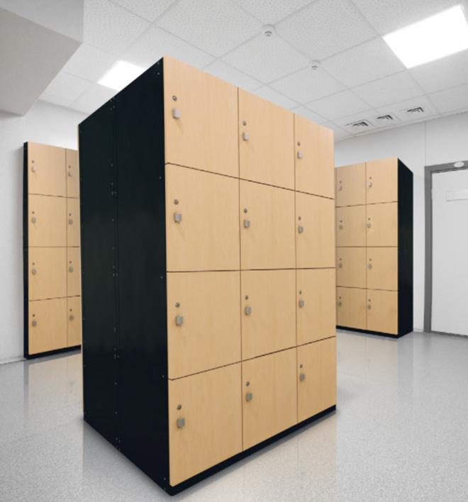 Lockers Metálicos / Laminado